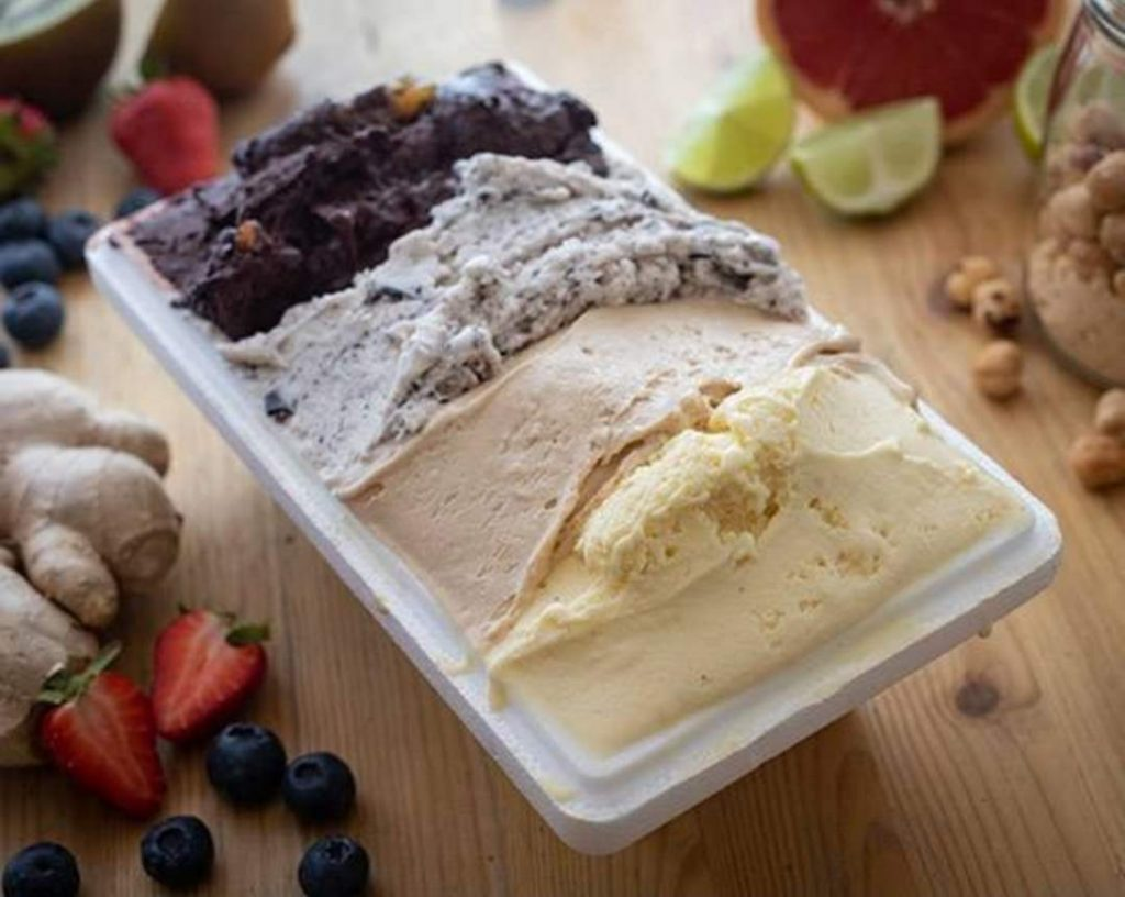 Come nasce un nuovo gusto di gelato
