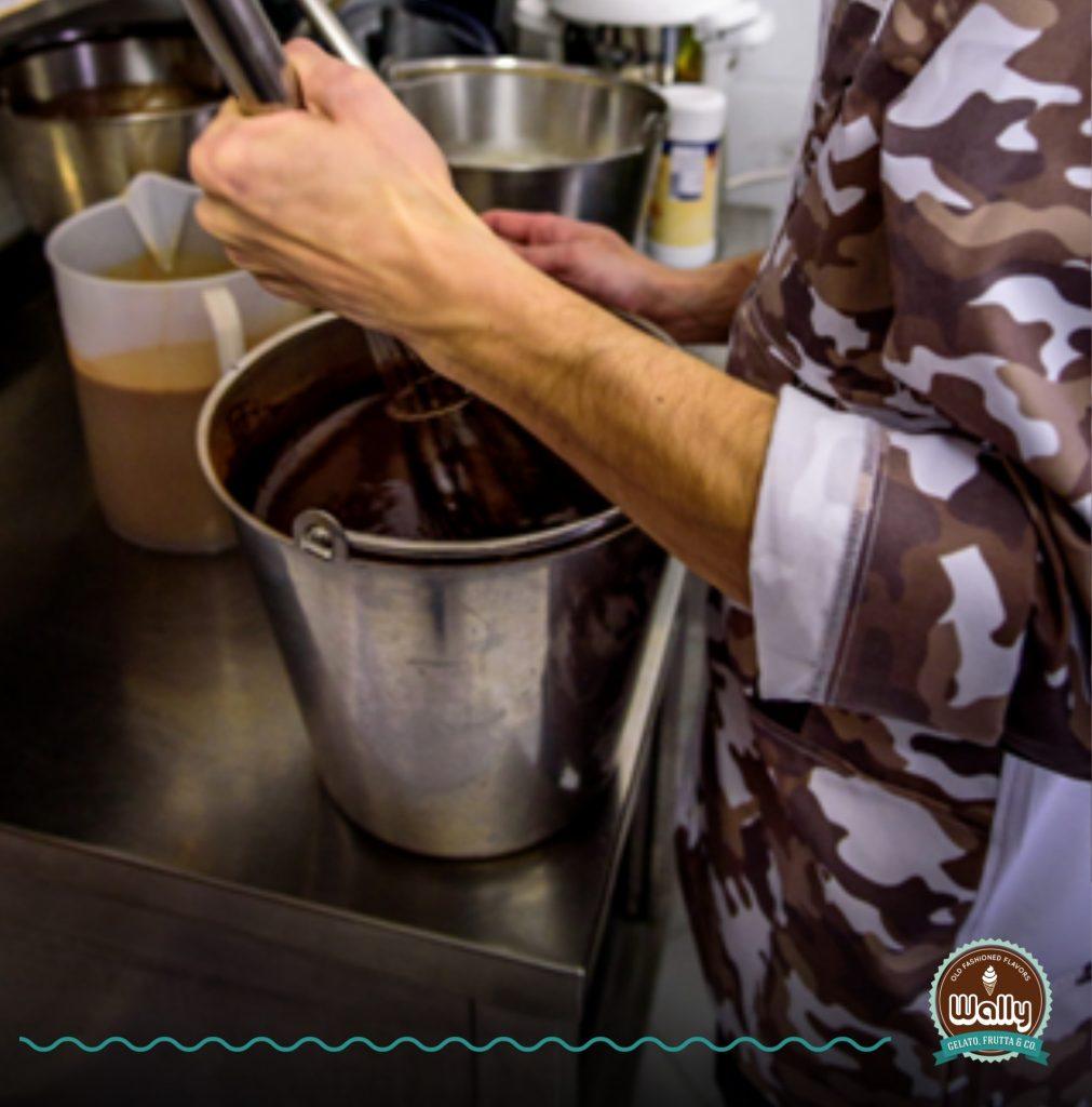 Wally Iz Back - gelato artigianale e new entry